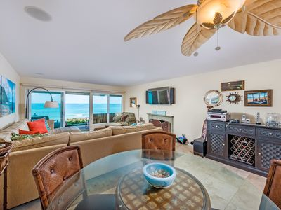 Photo for Time For A Trip To The Beach! Fabulous 2BR Oceanfront Condo (CHAT4)