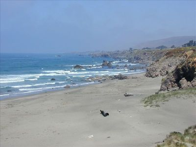 Salmon Creek Beach, Bodega Bay, CA