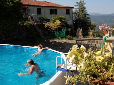 Photo for Agriturismo La Nonna. Two bedrooms Terrace Garden