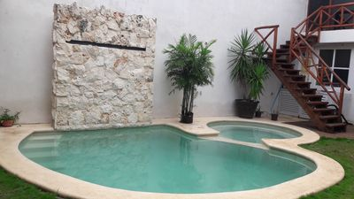 Photo for SUITE ZEUS VIEW POOL