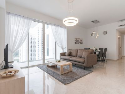 3-Bdrm Apt at ECP fringe of City Central