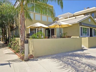 Photo for Waterfront Multi-Unit Retreat, steps from sand and surf!