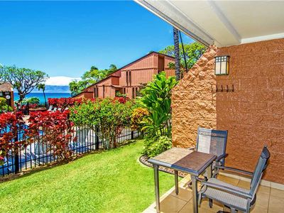 Photo for KUL302 - West Maui Stunning Oceanview.  Upgraded and quaint 1 bedroom/1 bath.