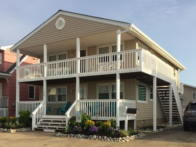 Photo for Newly Renovated First Floor Duplex in Surf City