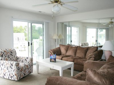 Photo for Full Kitchen, 1 Bedroom, 1 Bathroom, Golf Resort, Close to Beach in Calabash, NC(1207M)