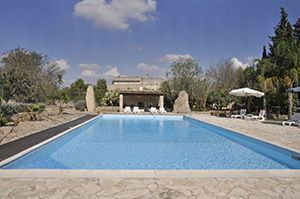 Photo for 6 bedroom Villa, sleeps 14 in Santa Caterina with Pool, Air Con and WiFi