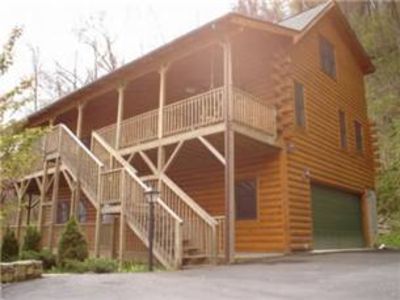 Photo for 3BR House Vacation Rental in MAGGIE VALLEY, North Carolina