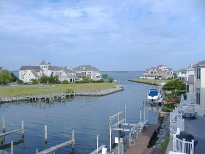 Photo for 5Star Comfort, 5BR, 5BA & Boat Slip in Bayside Retreat/ Pool/Handicap Accessible
