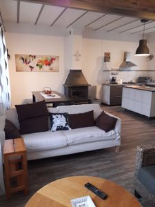 Photo for house with patio. many climbing sites. paris 60km.