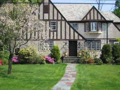 Photo for Bed & Breakfast in Cozy English Tudor only 30 minutes from Manhattan