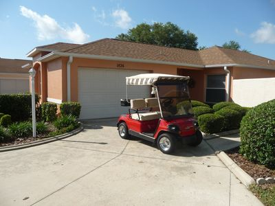 Photo for May special..$2,000/$600week.  2&2, Pet Friendly, Golf cart, Temp. ID's.