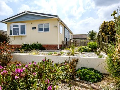 Photo for Idyllic family friendly holiday lodge on the outskirts of Padstow