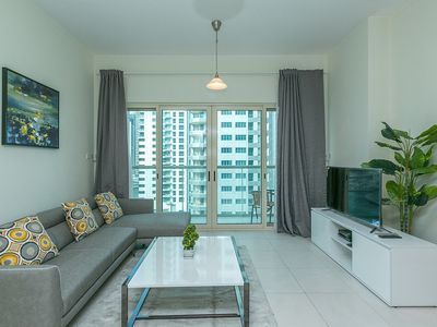 Photo for 1 BR Apartment with full marina waterfront view