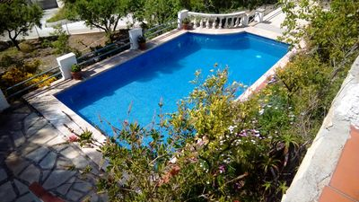 Photo for Beautiful rural retreat, private pool in the foot hill of the Prades Mountains