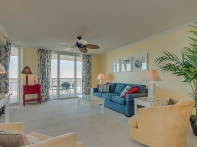 Photo for Beautiful DIRECT oceanfront condo, highend furnishings, great amenities
