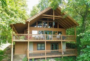 Photo for 5BR Cabin Vacation Rental in Clayton, Georgia