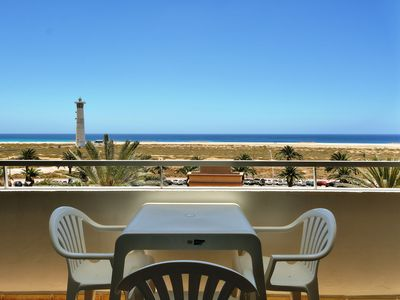 Photo for Nice apartment within walking distance of Morro Jable beach
