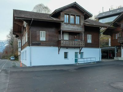 Photo for Faulensee Apartment, Sleeps 2 with WiFi