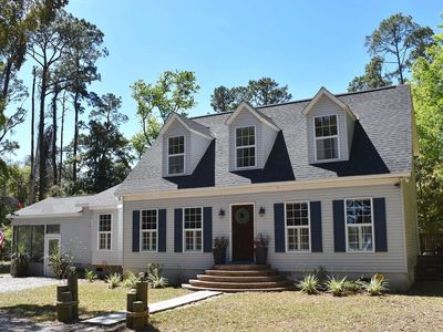 Photo for New Listing!!  Quiet Country Setting with Ocean Views (Longer Term Rental)