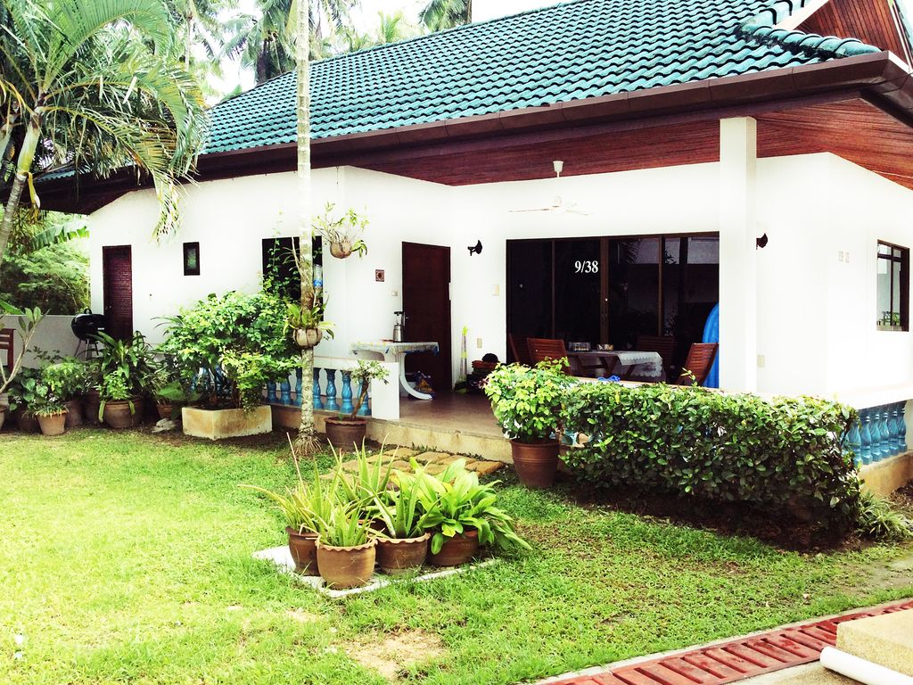 Spacious House: Pool, Fully Furnished - 0.5 mile to Yanui & Rawai beaches