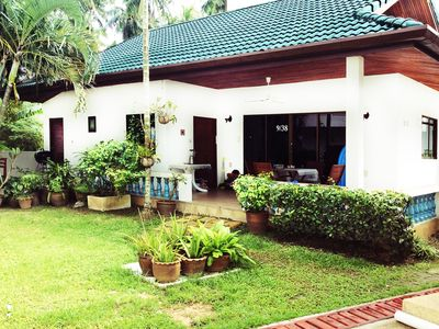 Photo for Spacious House: Pool, Fully Furnished - 0.5 mile to Yanui & Rawai beaches