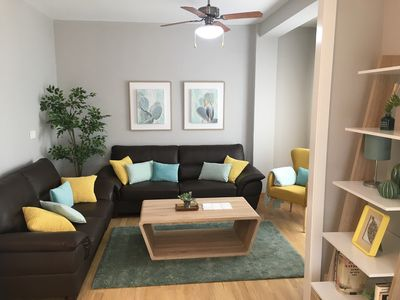 Photo for Cozy apartment in the heart of the city