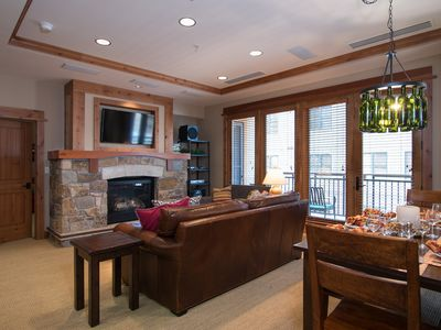 Photo for Lovely Catamount Condo, Heart of Northstar Resort | Kitchenette in 2nd Suite | Sleeps 8