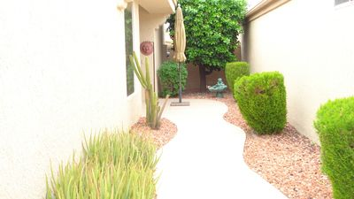 Photo for Well Kept, Immaculate, And Exceptionally Well Furnished Cozy Single Story Patio