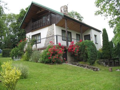 Photo for Holiday house with fireplace and garden