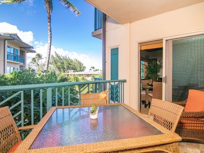 Photo for Waipouli #A-303: 2bdr/3 bath on Beach Front Resort
