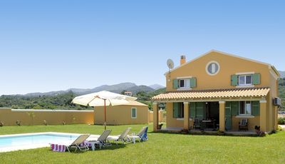 The charming Villa Gialletti is perfect for beach-lovers and pool lover's alike.