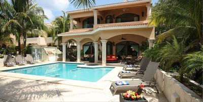 Photo for Amazing Spacious Villa, 6 Bedroom, 6 Bathroom, Private Pool With Lovely Backyard