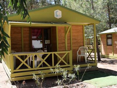 Photo for Camping Paradella *** - Chalet for 5 People