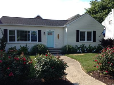 Photo for Great Cottage B/W Rehoboth & Dewey Beaches - Monday to Friday rentals available