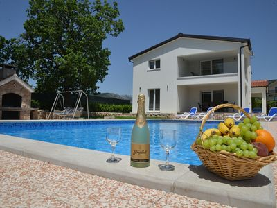 Photo for ctim305 - Holiday house with private pool, perfect for family getaway in Imotski