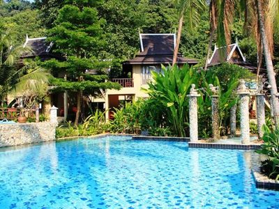Photo for Tropical landscape  resort near the beach