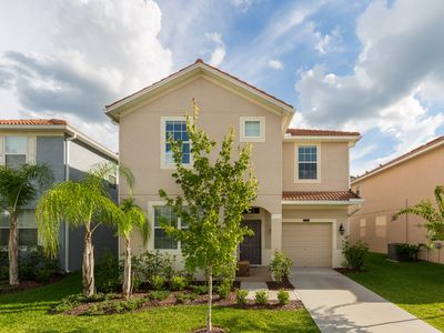 Photo for 6 Bedroom/5 Bathrooms Paradise Palms (8852CP)