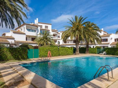 Photo for Apartment Pla 69  in Jávea, Costa Blanca - 4 persons, 2 bedrooms