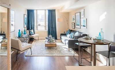 Photo for Pet-Friendly Condo near DC w/ Complex Fitness Pool & 24 hr Security