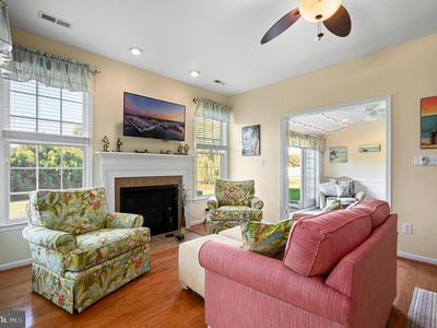 Photo for 1.5 miles from beach - HUGE 4 bd/ 3.5 bath (great shape, first season renting)