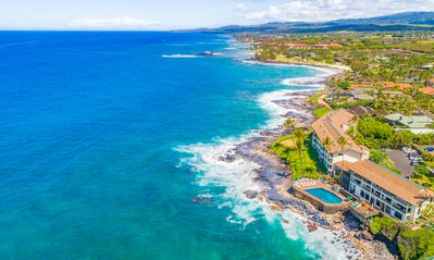 Photo for Incredible 4 br for 10  oceanfront villa offering breathtaking views!