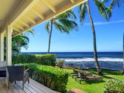 Photo for Hale Naia: 2 BR / 2 BA home in Koloa, Sleeps 6
