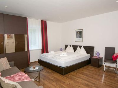 Photo for Double room Speiereck with shower / WC - living in the ski center