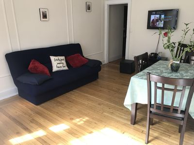 Photo for FANTASTIC LOCATION ENTIRE Apt 10mins to Time Sq