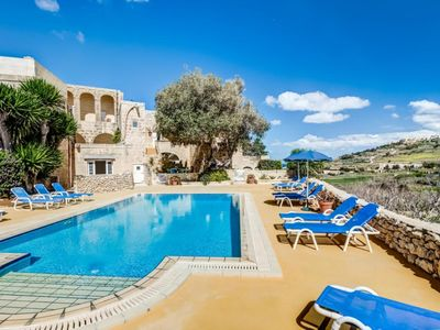 Photo for Pippa_Farmhouse with sharing pool in Gozo