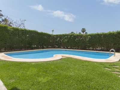 Photo for CARAMELET - Apartment with shared pool in Xabia.