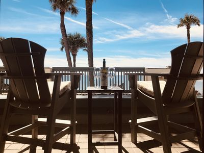 Photo for Fripp Island-Luxurious Oceanfront for Couples/Singles-Includes Golf Cart