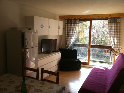 Photo for APARTMENT FOR 5 PEOPLE ON THE SLOPES AND FOOT BALCONY SOUTH COAST