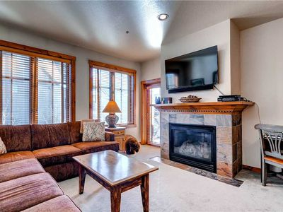Photo for Great location on Main Street, outdoor heated pool & hot tubs, hiking close by