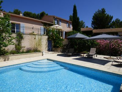"Photo for Gite ""Beaumes"" Accomodation  for 2 pers. at the foot of Mont Ventoux"